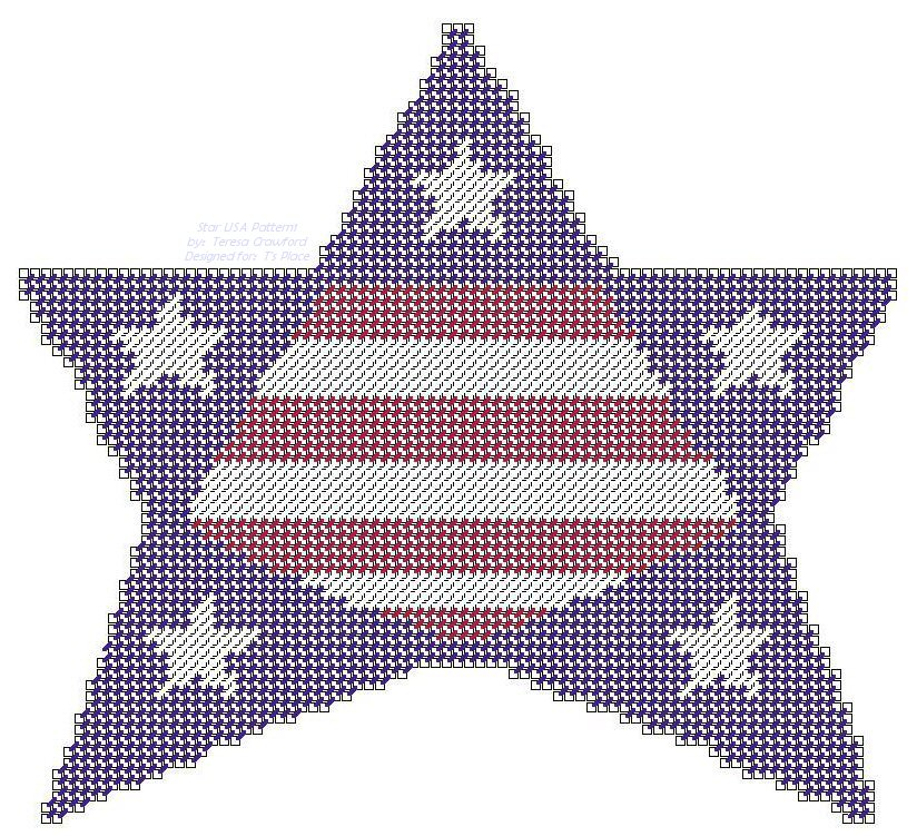 Star USA Pattern 1