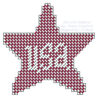 Star USA Pattern 2