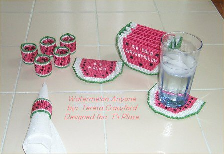 Watermelon Anyone? Set